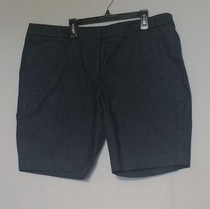 LOFT Mid Thigh Shorts